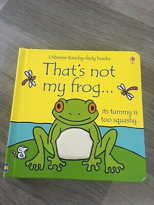 Thats Not My Frog - Brand New