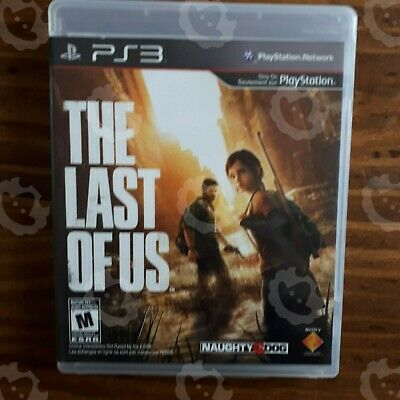 The Last Of Us ( Playstation 3 PS3  ) TESTED