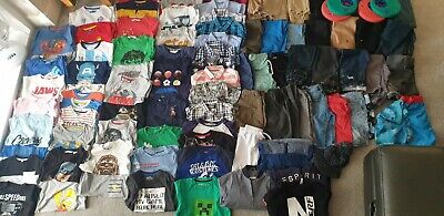 Huge Bundle Of Boys Clothes age 4.5/5-6 years