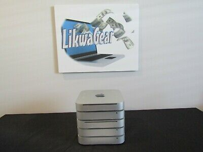 (A) Rated MacMini (A1347) ::YOU CHOOSE:: Various Configurations incl. SSD ::