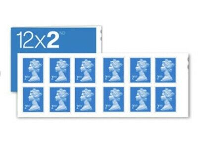 120 2nd Class Stamps New Self Adhesive