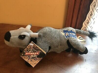 Breyer Plush Pbr Bull Blueberry Wine #4511 Retired Rare With Tags