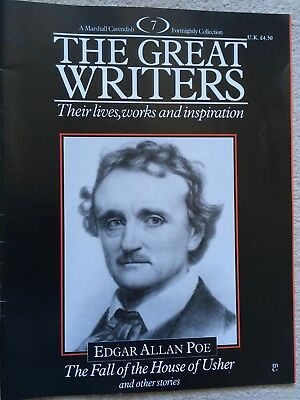 The Great Writers - Edgar Allan Poe (Marshall Cavendish)