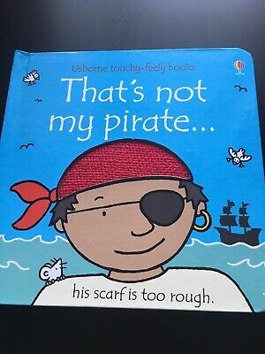 Thats Not My Pirate - Brand New