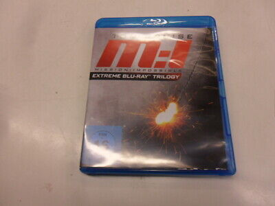 Blu-Ray  Mission: Impossible - ExtremeTrilogy