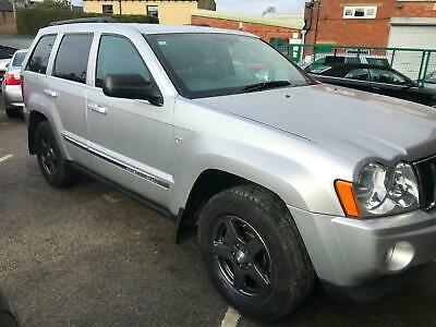 2006 Jeep Grand Cherokee 5.7 V8 auto V8 HEMI LIMITED FULL LEATHER SAT NAV