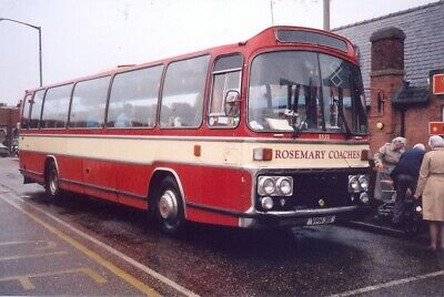 Bus photo VPH31S Eastern Counties/Rosemary ex LCBS AEC Reliance Plaxton @ K.Lynn