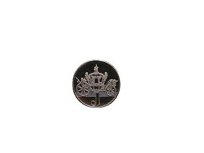 UK COINS 10P ALPHABET A - Z UNCIRCULATED 2018 - Letter J for Jubilee