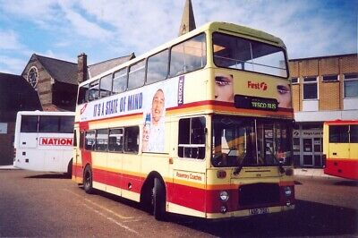 Bus photo ABD72X Eastern Counties/Rosemary ex Northampton Bristol VRT EL @ K.Lyn