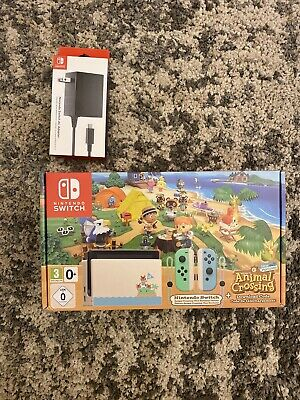 Nintendo Switch Animal Crossing Edition UK Version+Game Read Desc! SHIPS TODAY🚀