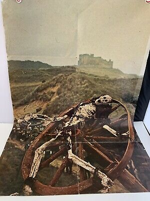 Monster Mag Monster Pin Up Horror Poster No 6 1974 Printed In Italy