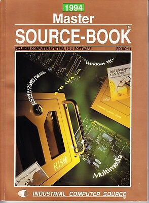 MASTER SOURCE-BOOK 1994. 192 pages.