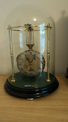Rare 'mystery' clock  by DENT c. 1870