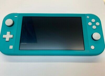 NINTENDO SWITCH LITE Turquoise Teal Handheld Video Game Console New 32GB