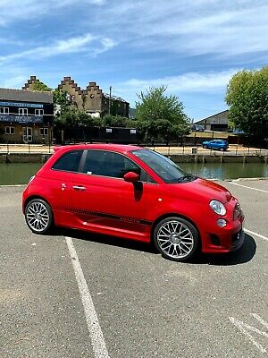 2016 Abarth 595 1.4L T-JET 145 3dr Hatchback Manual Petrol
