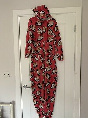 In Good Condition Ladies/girls Monkey All In One Size 6/8 From Peacocks