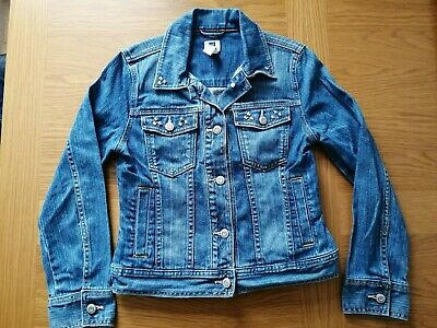 GAP Kids XL GIRLS DENIM JACKET