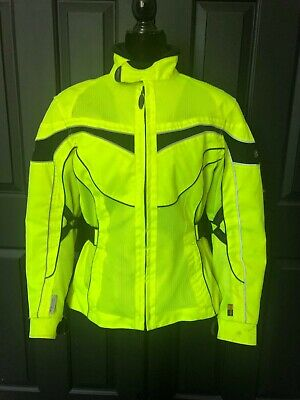 Women's Olympia Airglide 2 Motorcycle Jacket Size Medium