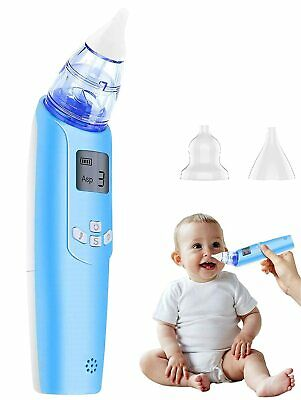 Watolt Baby Nasal Aspirator Electric Nose Suction Automatic Booger Sucker NEW*