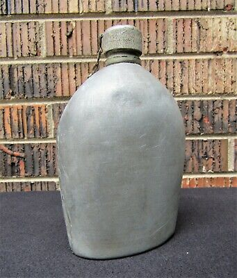 WWI US ARMY M-1910 Canteen