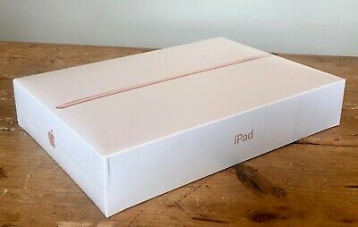 Apple iPad 7th Gen. 32GB Wi-Fi 10.2 in Gold Brand New in Sealed Box A2197