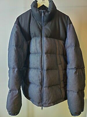 GAP X UA Tokyo United Arrow denim down jacket gray size L