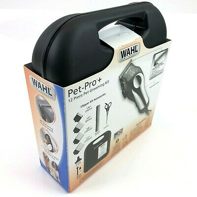 Wahl Pet Grooming Kit Pro Complete Pet Clippers Model 9315