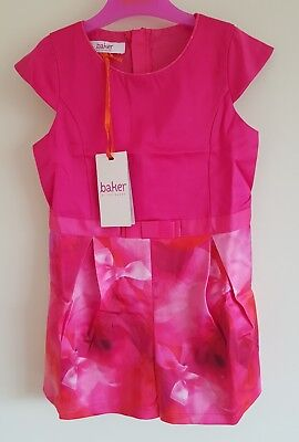Ted Baker Girls Floral Playsuit with sizes. BNWT  Designer.