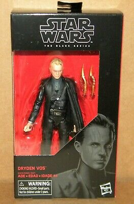 "DRYDEN VOS #79 Star Wars Black Series Solo Movie 6"" Action Figure"