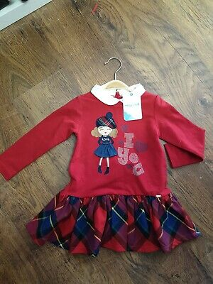 Mayoral Girls Dress Age 2