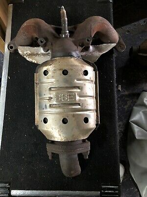 Hyundai kia B6E FULL scrap catalytic converter scrap palladium platinum oEM