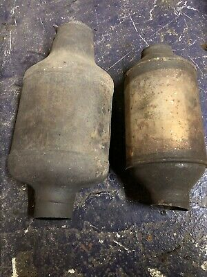 catalytic converter scrap platinum palladium RHODIUM OEM ford full cats