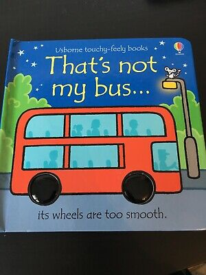 Thats Not My Bus- Brand New