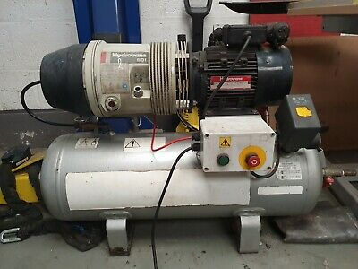 Hydrovane 501  Air Compressor - 1 Phase - 240 Volt