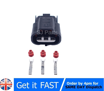 2 PIN Plug Connector For Sumitomo Female Toyota VSS 1JZ 2JZ MAP Turbo Sensor