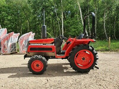Yanmar Compact Tractor FX20D 4WD | Low Hours