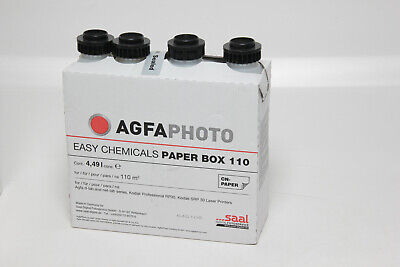 Agfa Photo Easy Chemicals Paper Box 110