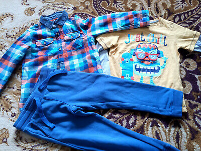 boy Marks and Spencer, Lupilu bundle for 2-3-4 years