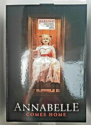 """The Conjuring Universe - 7"""" Scale Action Figure - Ultimate Annabelle - NECA"""