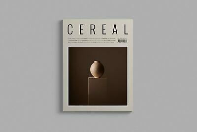 Cereal Magazine - Volume 19 - Travel & Style, Art & Culture