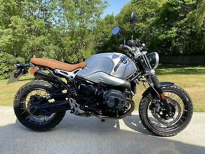 BMW R NINET SCRAMBLER X 2016 Low Mileage One Owner Finance from 9.9% APR