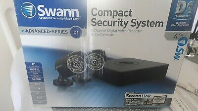 Advanced Swan Compact Sercurity System Used