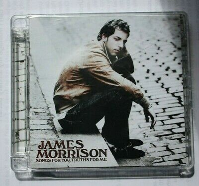 James Morrison Songs for you, truths for me 12 track CD