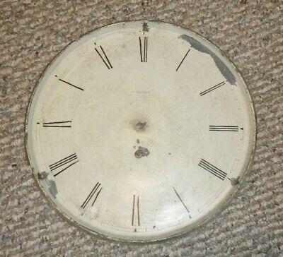Chauncey Jerome Wall Clock Dial