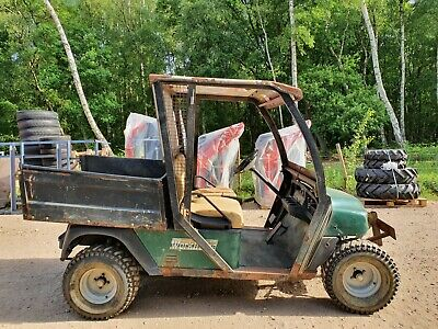 Used Utv Workhorse St 480 Road Registered No Vat Low Hours