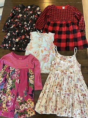 girls clothes bundle 4-5 years Dress Top Next Gap  Joules