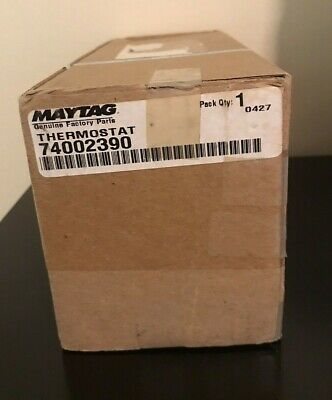 74002390 Whirlpool /Maytag Oven/Range Thermostat-NEW