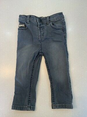 Baby Boy River island Skinny Jeans 9-12 Months