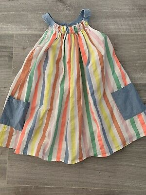 Girls M&S Marks And Spencer Summer Dress Age 3-4