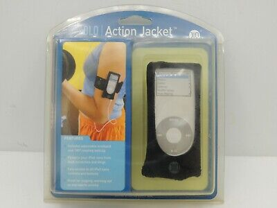 DLO Action Jacket iPod Nano Sport Case Armband New Sealed